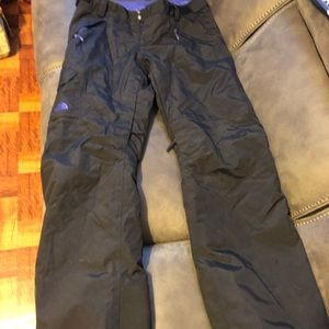 Northface ski/snow pants.   NWOT